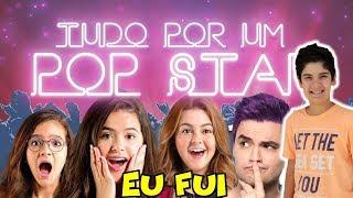 PRE ESTREIA VIP TUDO POR UM POP STAR - COM MAISA SILVA, FELIPE NETO E GRANDE ELENCO