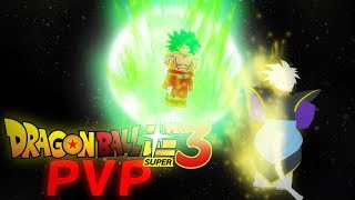 Roblox Dragon Ball Super 3 - *NEW* Dragon ball Super 3 solo royal and 1v1 (DBS3 Beta)