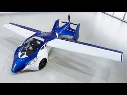 Top 10 Best Future Flying Cars 2017