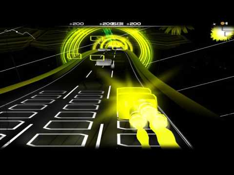 [Audiosurf] Greatest Deejay - Party People...
