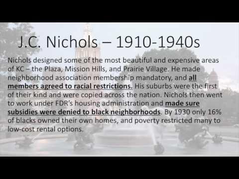 Timeline of Racism in Kansas City