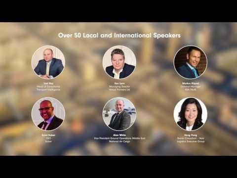 Logisym Dubai Supply Chain Logistics Symposium