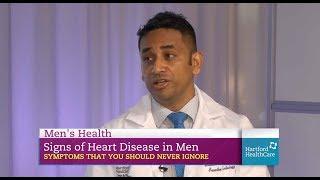 Men's Health: Signs of Heart Disease