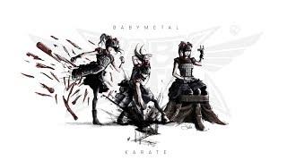 Babymetal - Karate (Official Music Video w/English & Japanese lyrics)