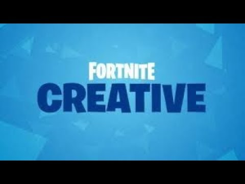 PLAYING FEATURED CREATIVE MAPS - Fortnite Creative Playing Cool Maps (Still cant Publish Maps)