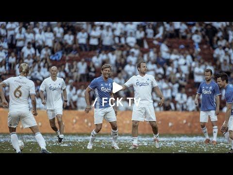 FCK ALL STARS: Se hele showkampen fra guldfesten
