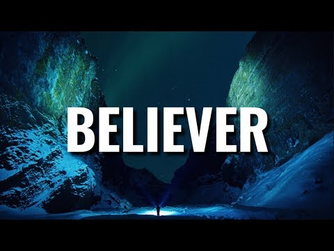 Imagine dragons - Believer (Lirik/Lyrics)
