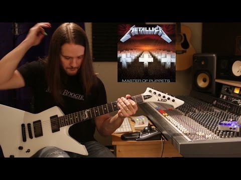 Classic Metallica Tones With Mesa/Boogie Mark IV