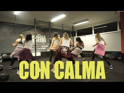 Con Calma By Daddy Yankee & Snow | Zumba® | Zumba Auguste