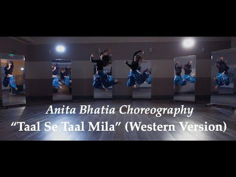 Taal Se Taal Mila (Western Version) | AR Rahman | Dance Cover by Anita