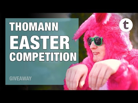 Win €200 and Your Height in Easter Eggs   Competition   Thomann