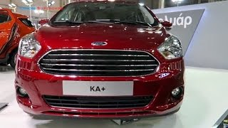 NEW 2018 Ford Ka+ Exterior & Interior