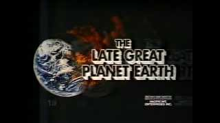 The Late Great Planet Earth 1979 TV trailer