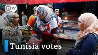 Tunisia election: Will the women's vote make a difference? | DW News