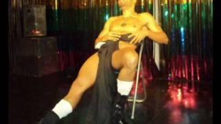 Jack Stripper Show 2010. Sado +avatar+pan. wellington Lopes