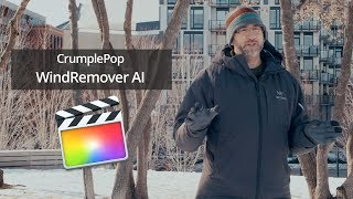 Remove Wind Noise in FCPX Tutorial