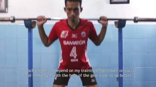 Mizuno Science - Indonesia- Mahfud Nurcahyadi Indoor - Volleyball