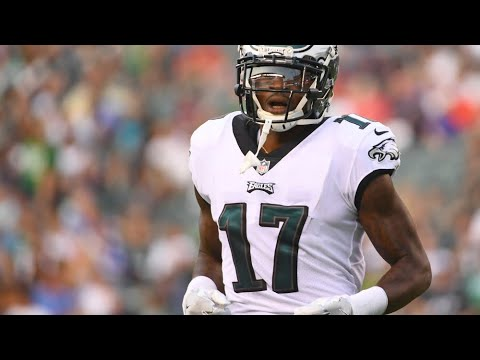 Eagles receiver Alshon Jeffery could be out for the season with ...
