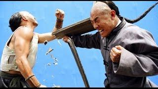 jet li michael jai white fight scenes using tai chi martial arts techniques