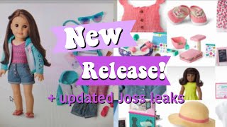 UPDATED Joss Kendrick Leaks + NEW AG Spring Release!!