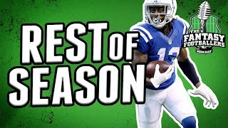Is T.Y. Hilton a Top 12 WR Rest of Season? | Fantasy Football Outlook