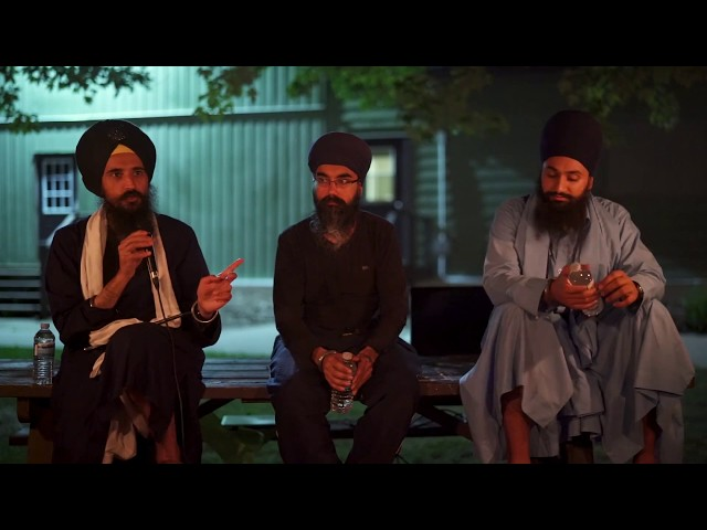 TSC 2018 Panel Discussion with Bhai Manvir Singh Bhai Sukhwinder Singh Bhai Harman Singh