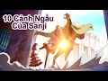 Top 10 Best Moment Cool Sanji (One Piece)