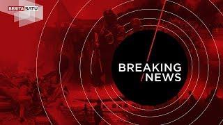 Breaking News: Jokowi Tiba di RSPAD