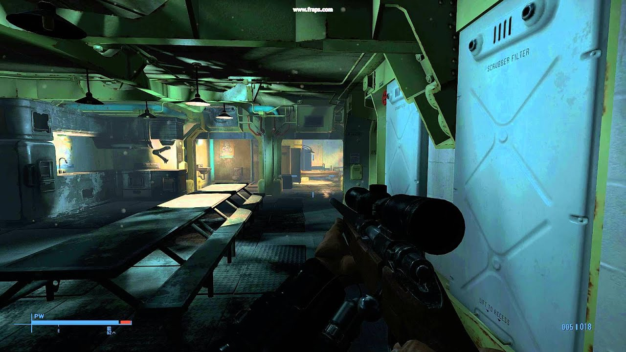 & Fallout 4 Weird light problem/bug ? - YouTube azcodes.com