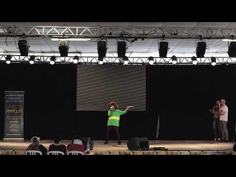 [Mizu no shumi] Japan Matsuri 2018 - Cosplay contest  13/23 (Undertale)
