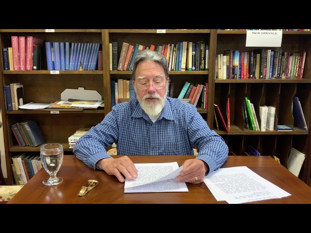 Bible Study with Bill Stahl - 06 Abraham part 2
