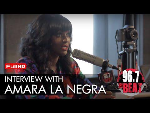 Beat Interviews - Amara La Negra Interview with E.T. Cali | Locked Into the Galaxi