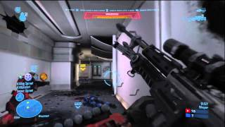 Under Pressure Halo: Reach 2 for 1 Killtacular Snipe - by ROG Exampl3 (Swordbase Team Slayer)