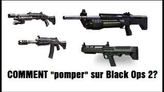 """Spéciale Fusils à Pompe : comment """"pomper"""" sur Black Ops2?"""