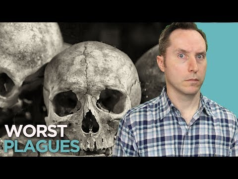 The 5 Worst Plagues In Human History | Random Thursday