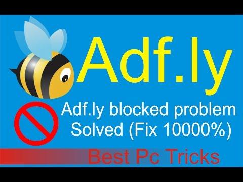 adf.ly block problem Solved Fix (10000%)