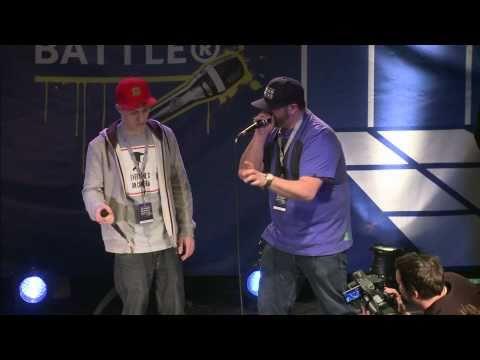 Soulrock vs Babeli - Quarterfinal - German Beatbox Battle 2011