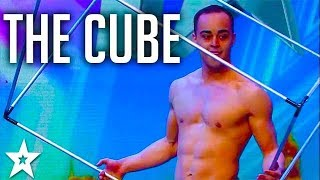 MAGNIFICENT Marco & The Cube on SA's Got Talent 2017