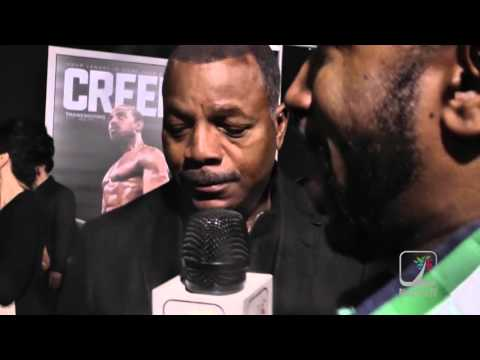 Carl Weathers on the legacy of Apollo Creed at CREED Premiere