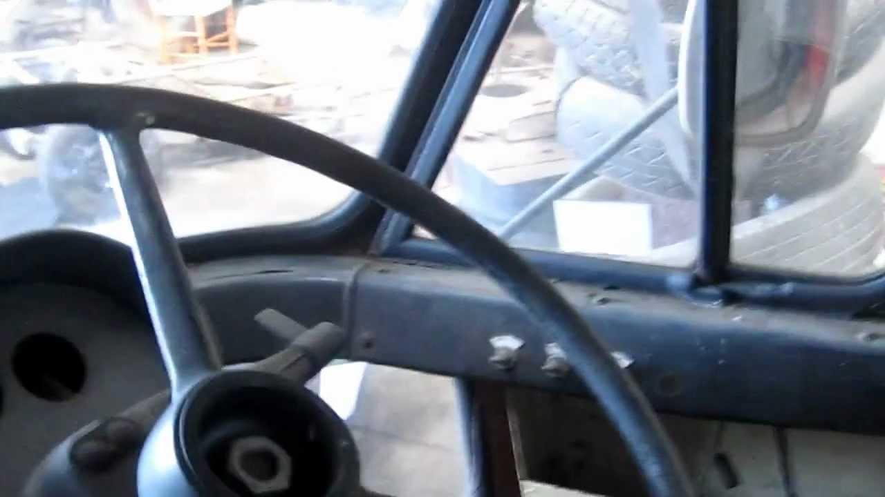 BMC FG chassi cab