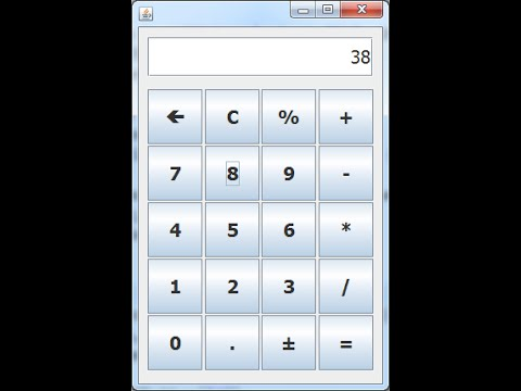 How to Create Calculator in Eclipse  with Java Program
