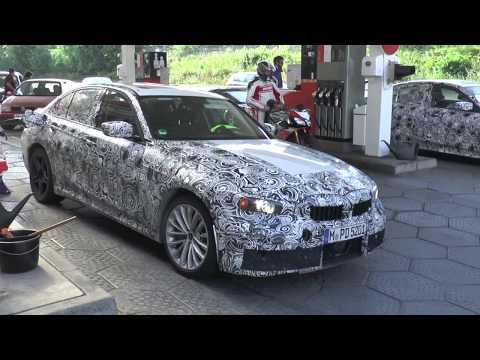 2018 BMW 3 Series Spotted On Nurburgring