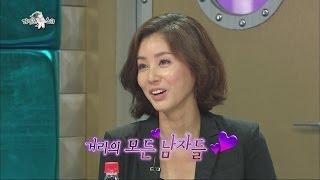 [HOT] 라디오스타 - '칸의 여신' 김성령! 프랑스에서도 먹히는 외모? 20140611