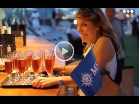 MSC Divina: Entertainment on the Ship 🚢