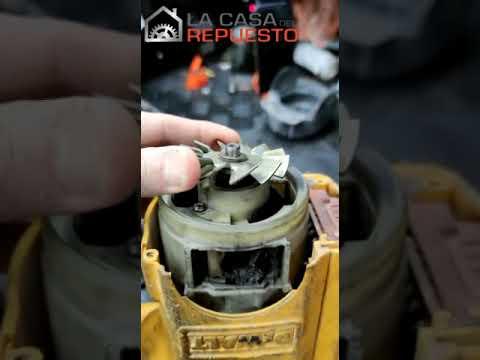 Nuevo caso en nuestro taller - Martillo quemado