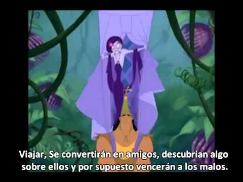 the emperors new groove 2 kronks new groove english subtitles