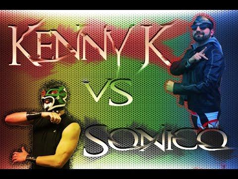 Kenny Kills Lucha