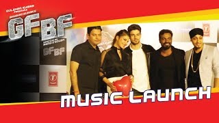Presenting music launch event of bhushan kumar's gf bf song sung by jacqueline fernandez & gurinder seagal directed remo d'souza and the lyrics bo...