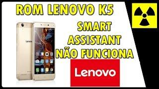 INSTALAR STOCK ROM - LENOVO VIBE K5 (QND SMART ASSISTANT NAO FUNCIONA) METODO QFIL