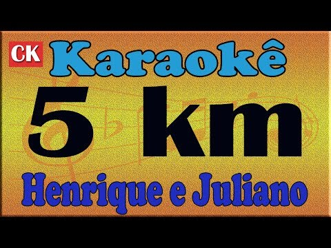 Henrique e Juliano - 5 km Karaoke